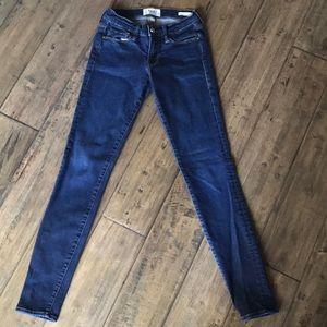 Frame denim skinny de Jeanne skinny jeans 25